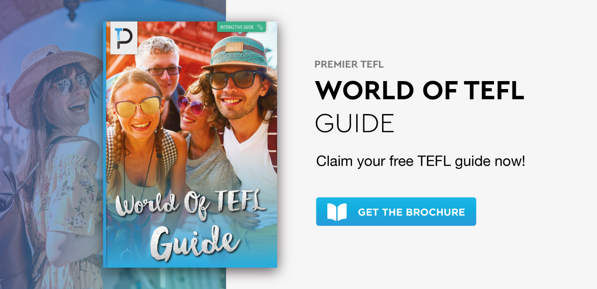 World of TEFL Guide Go Cambio